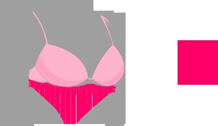 Таблица размеров груди
