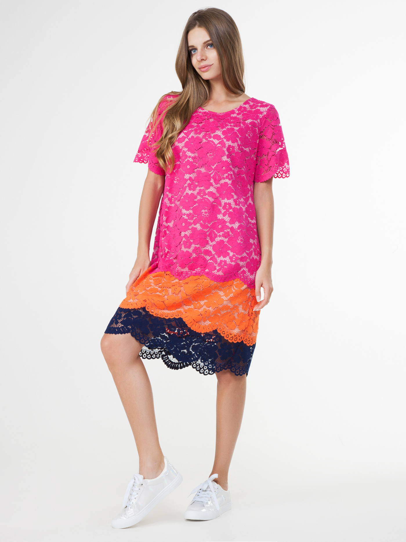 Платье croisette rosalia laceБюстье<br>платье<br><br>Цвет: Красный<br>Декор: Кружево<br>Стилистика: Без стилистики<br>Направление: Бюстье<br>Пол: Женский<br>Материал: 34% ПЭ; 29% ХЛОПОК; 19% ВИ; 16% ПА; 2% ЭЛ<br>Размер: 3